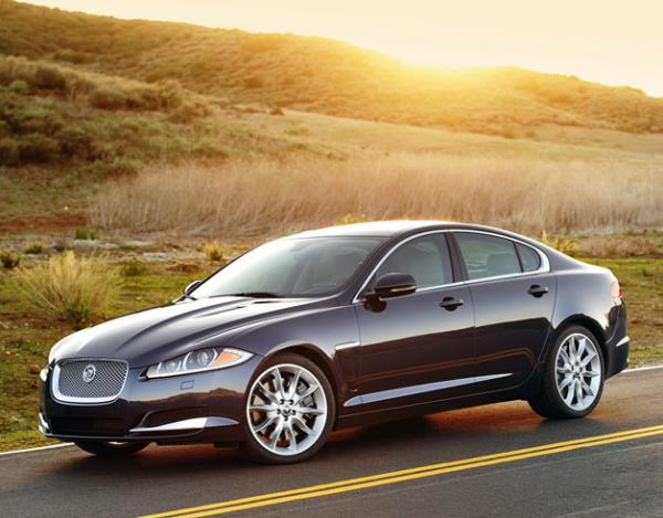 Jaguar XF Supercharged #1