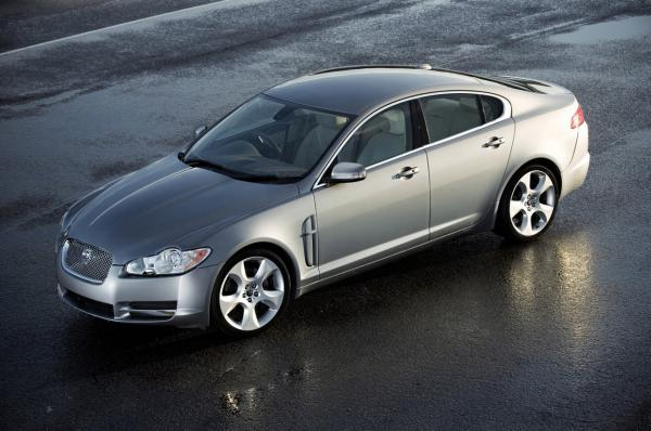 Jaguar XF Supercharged #2