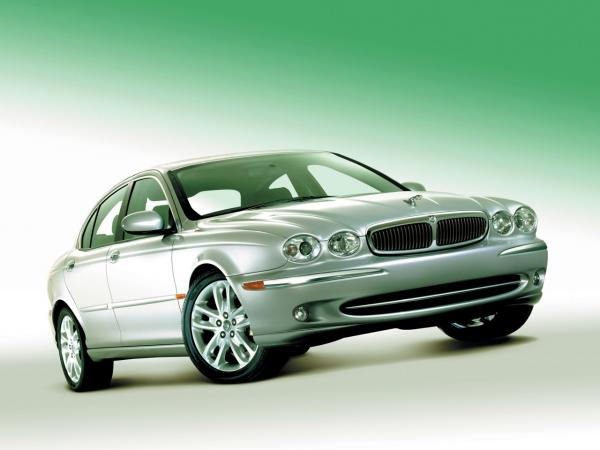 Jaguar X-Type 2002 #4