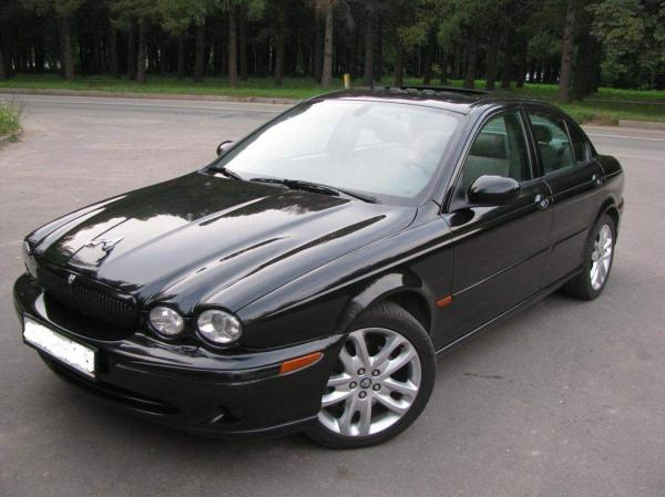 Jaguar X-Type 2002 #5