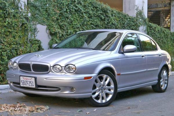 Jaguar X-Type 2.5L #5