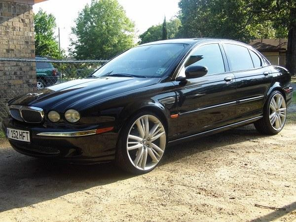 Jaguar X-Type 3.0L #3