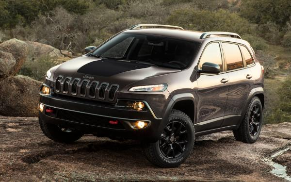 Jeep Cherokee Trailhawk #3