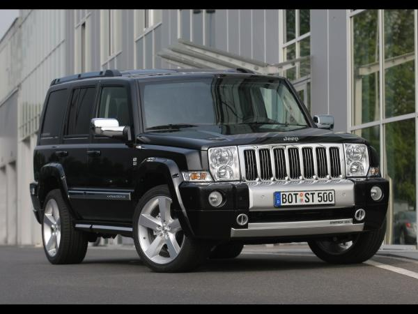 Jeep Commander #4