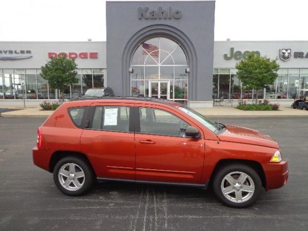 Jeep Compass Sport Fleet #3