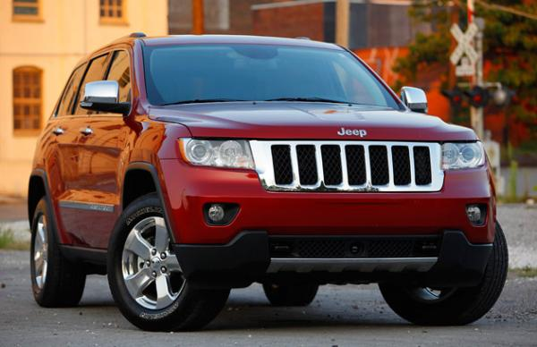 Jeep Grand Cherokee Base #2