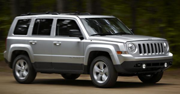 Jeep Patriot 2013 #3