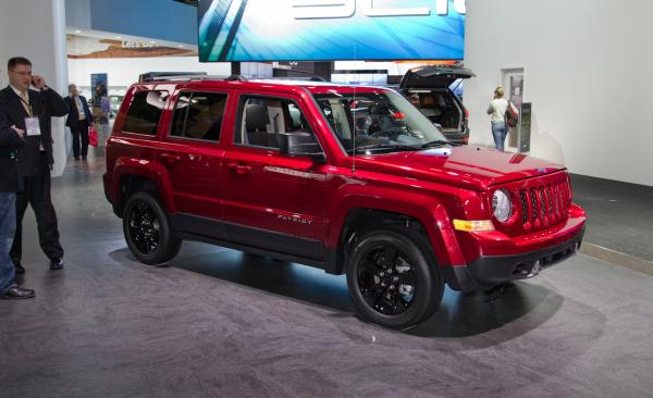 Jeep Patriot 2014 #1