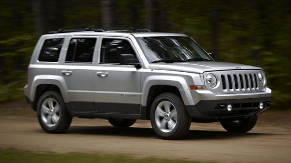 Jeep Patriot 2014 #5