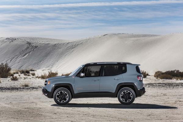 Jeep Renegade 2015 #2