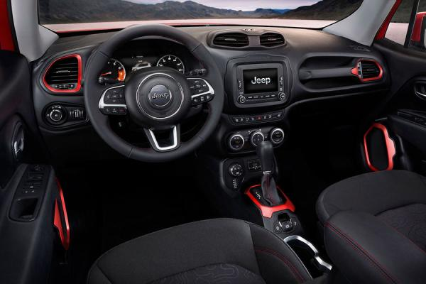 Jeep Renegade 2015 #4