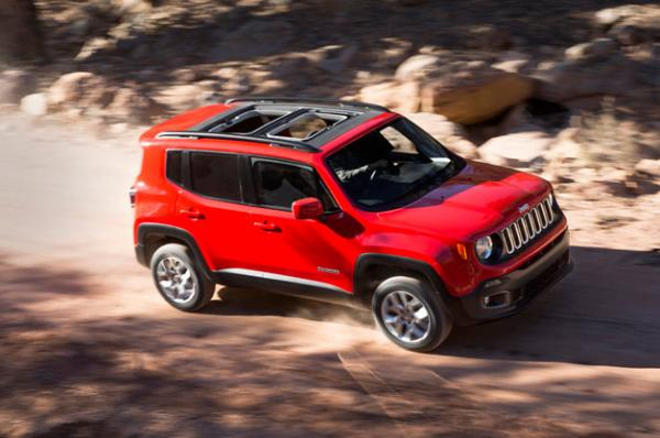 Jeep Renegade 2015 #5