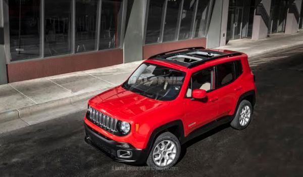 Jeep Renegade #5