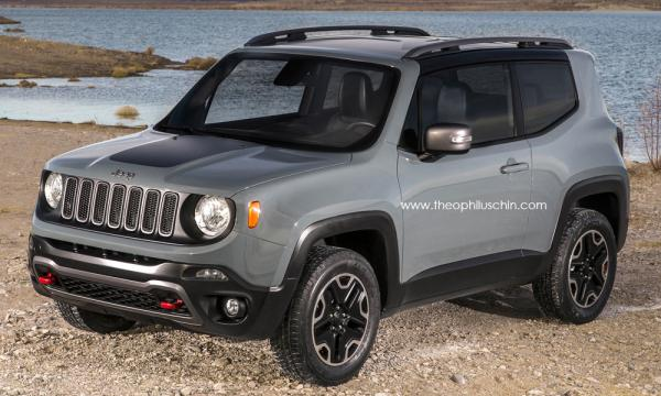 Jeep Renegade Base #1