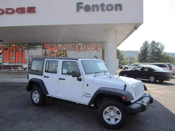 Jeep Wrangler Unlimited Sport RHD #3