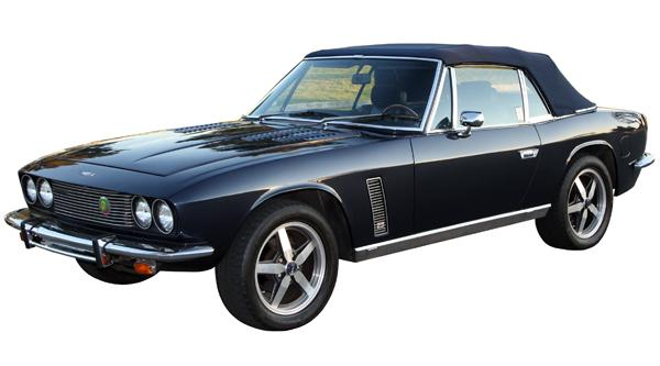 Jensen Interceptor 1975 #3