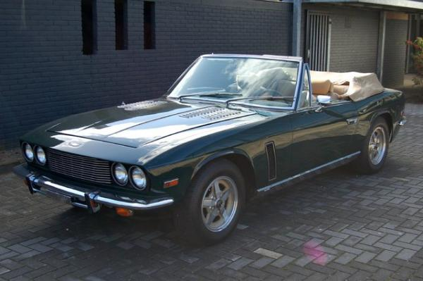 Jensen Interceptor 1975 #5