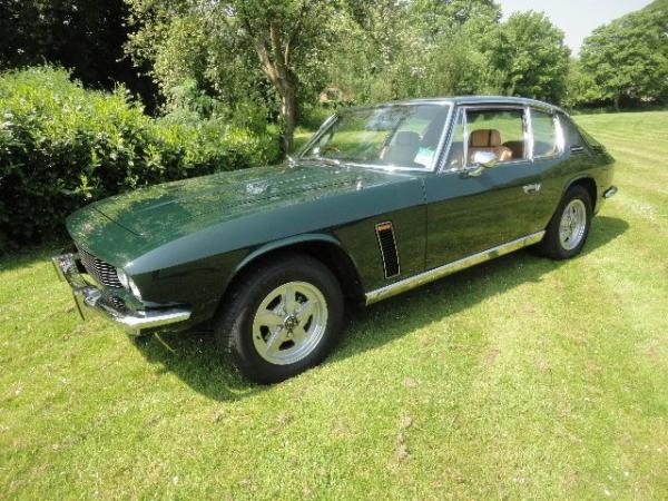 Jensen Interceptor 1976 #3