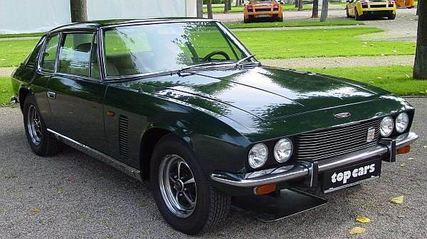 Jensen Interceptor II 1971 #4