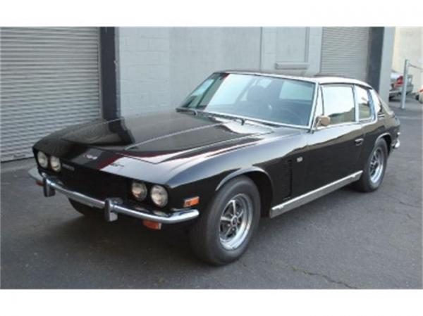 Jensen Interceptor II 1971 #5