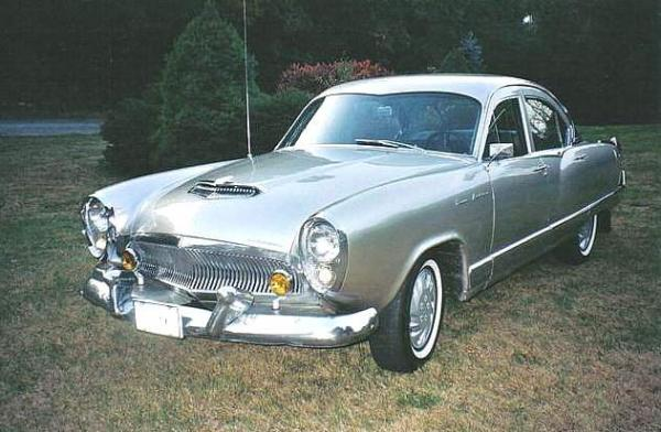 1954 Kaiser Early Special