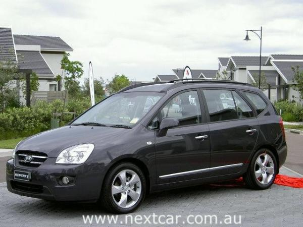 2008 Kia Rondo Information And Photos Momentcar