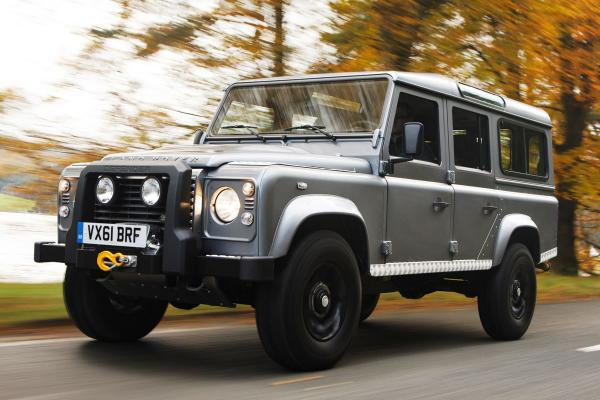 Land Rover Defender 110 #3