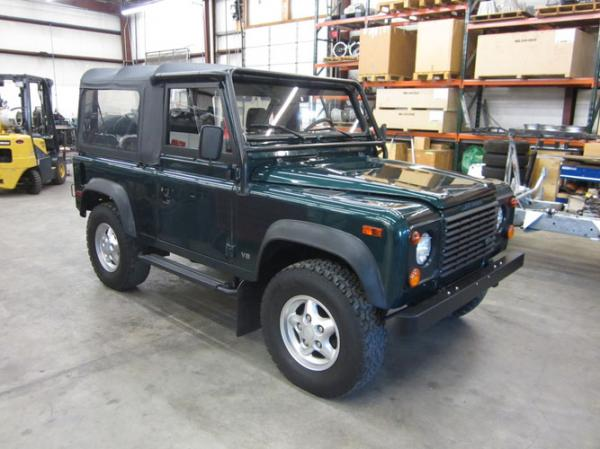 Land Rover Defender 90 w/Soft Top #1