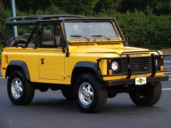 Land Rover Defender 90 w/Soft Top #2