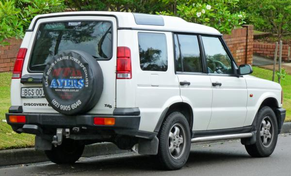 Land Rover Discovery 1999 #4