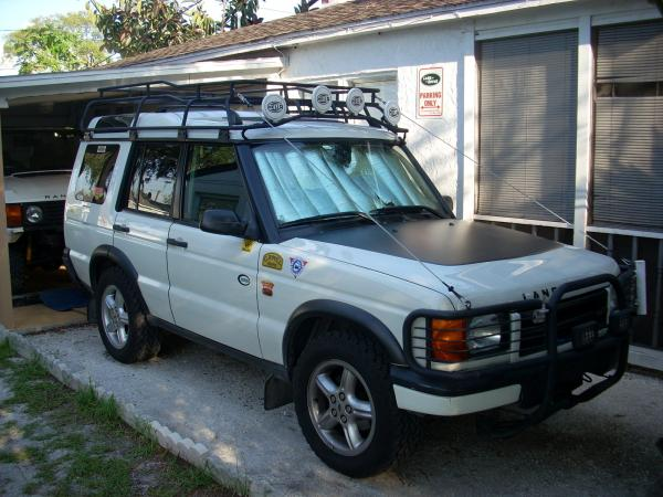 Land Rover Discovery Series II 2001 #3
