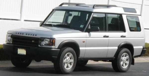 Land Rover Discovery Series II Base #2