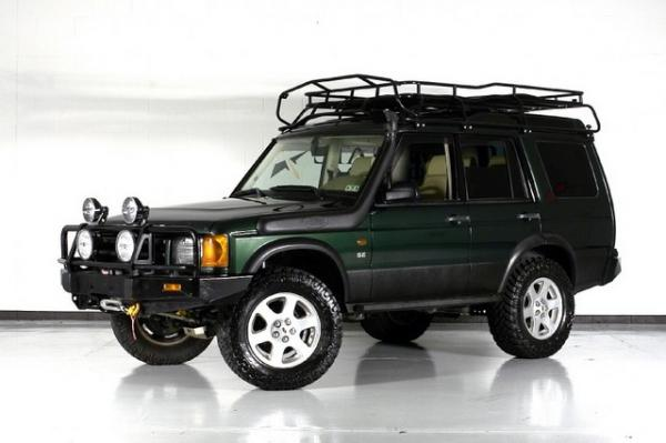 Land Rover Discovery Series II SE #3