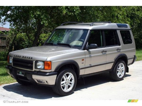 Land Rover Discovery Series II SE #4