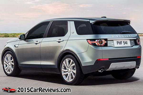 Land Rover Discovery Sport 2016 #1
