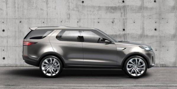 Land Rover Discovery Sport 2016 #2