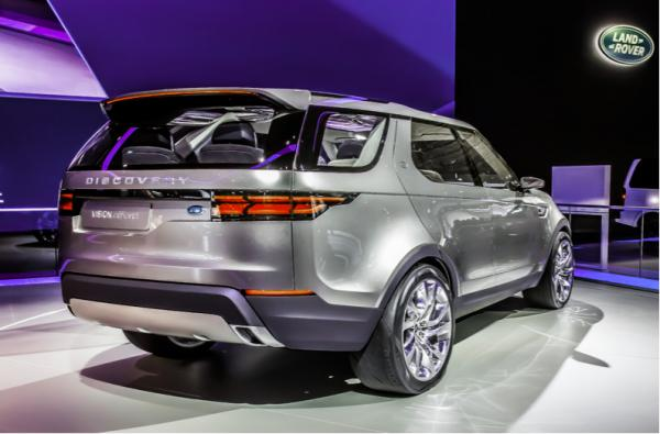Land Rover Discovery Sport 2016 #3