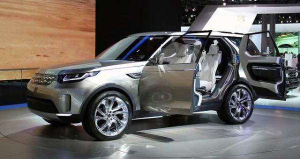 Land Rover Discovery Sport 2016 #4