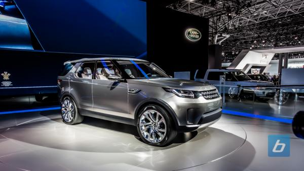 Land Rover Discovery Sport 2016 #5