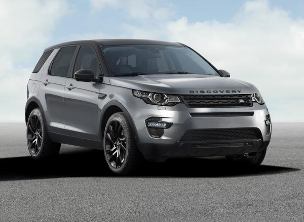 Land Rover Discovery Sport Base #1
