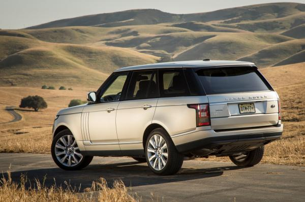 Land Rover Range Rover Supercharged #5