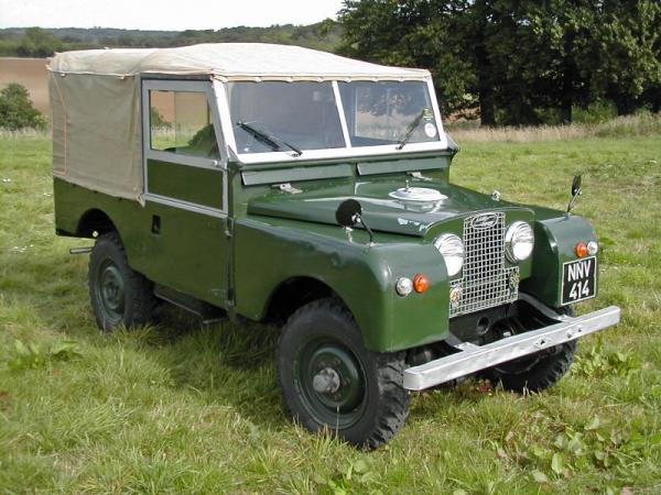 Land Rover Series I 1956 #1