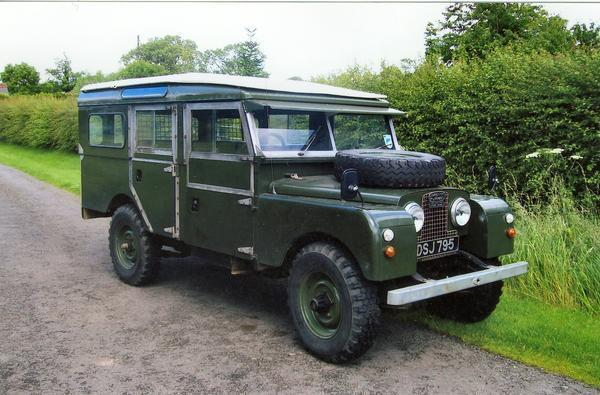 Land Rover Series I 1956 #5