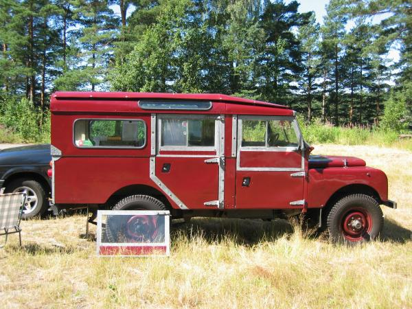 Land Rover Series I 1957 #3