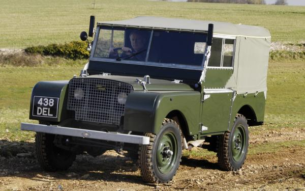 Land Rover Series I #2
