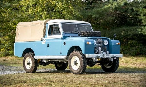 Land Rover Series II 1963 #5