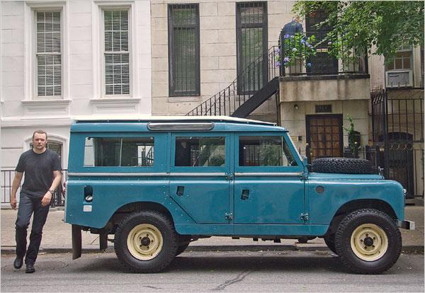 Land Rover Series II 1964 #1