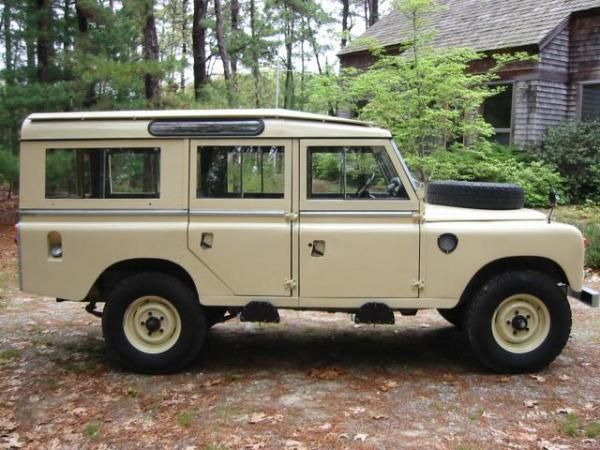 Land Rover Series II 1964 #3
