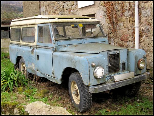 Land Rover Series II 1964 #4