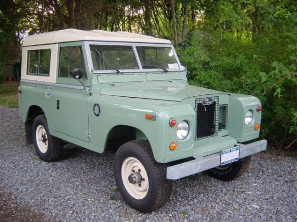 Land Rover Series II 1967 #2